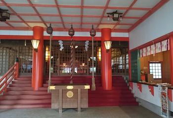 宮地嶽神社(長崎県佐世保市)