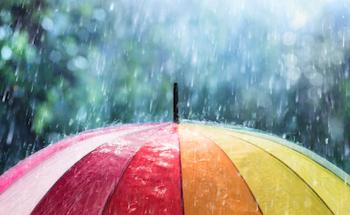 雨の日のイメージ