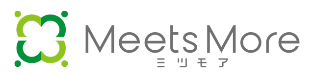 MeetsMore(ミツモア)のロゴ