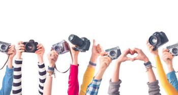 たくさんの出張カメラマン