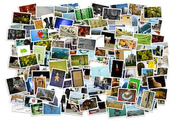 沢山の写真