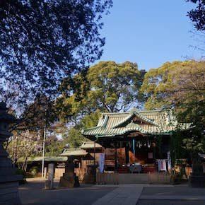 代々木八幡宮(渋谷区)