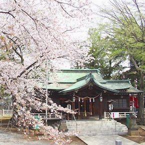 多田神社(中野区)