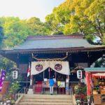 太子堂八幡神社(世田谷区)
