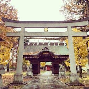 小野大明神(町田・稲城・多摩)