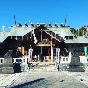 石浜神社(荒川区)