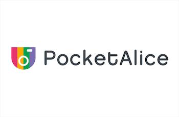 ポケットアリスのロゴ
