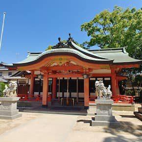 亀之森住吉神社(池田・箕面)