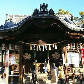 大利神社(杖方・寝屋川)