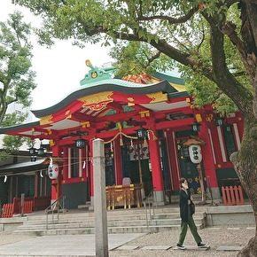 御霊神社(大阪市中央区)