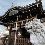 柴島神社(大阪市東淀川区)