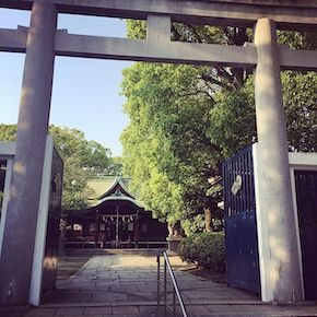 泉尾神社(大阪市大正区)