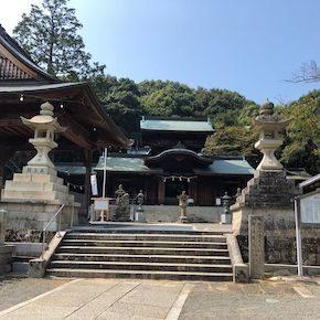 波太神社(阪南・岬)