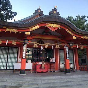 片山神社(大阪府吹田市)