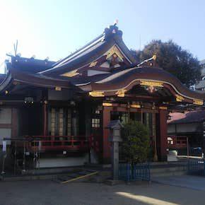 生根神社(大阪市西成区)