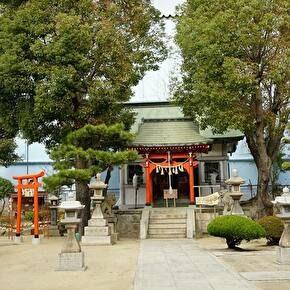 福崎住吉神社(大阪市港区)