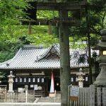 科長神社(大阪府南河内郡)