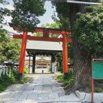香具波志神社(大阪市淀川区)