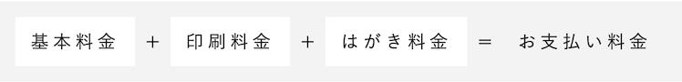 年賀家族_料金プラン