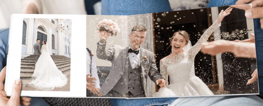 結婚式のフォトブックはvistaprintがおすすめ
